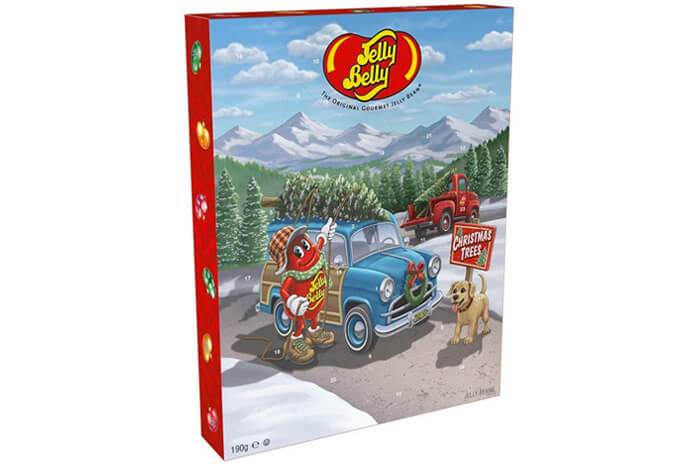 Jelly Beans adventskalender