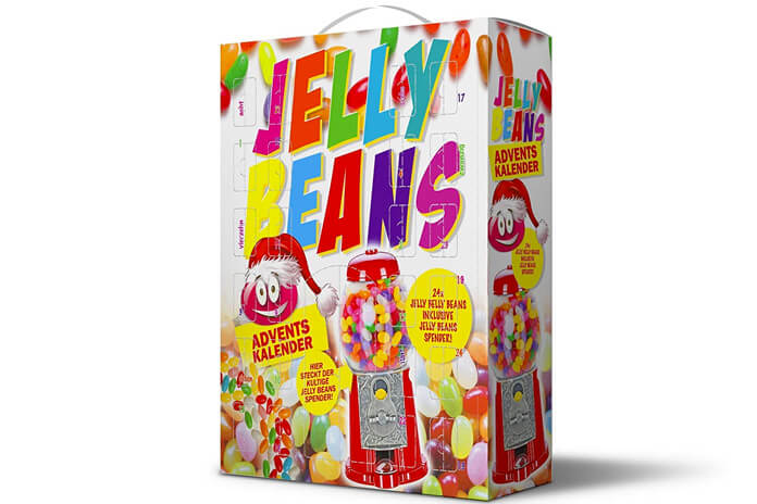 Jelly Beans adventskalender 2020