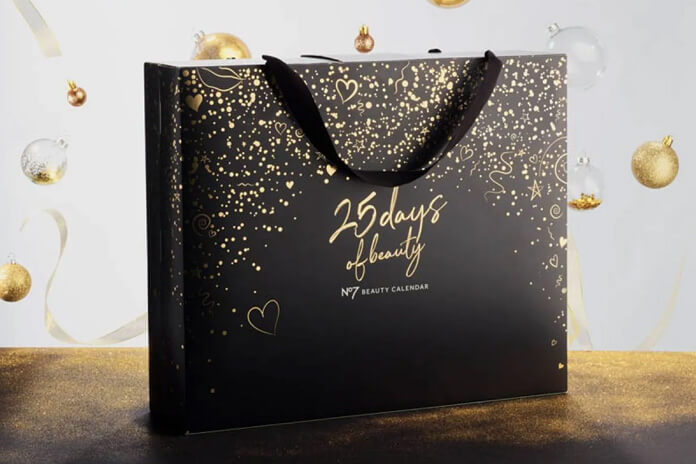 No7 beauty adventskalender 2020