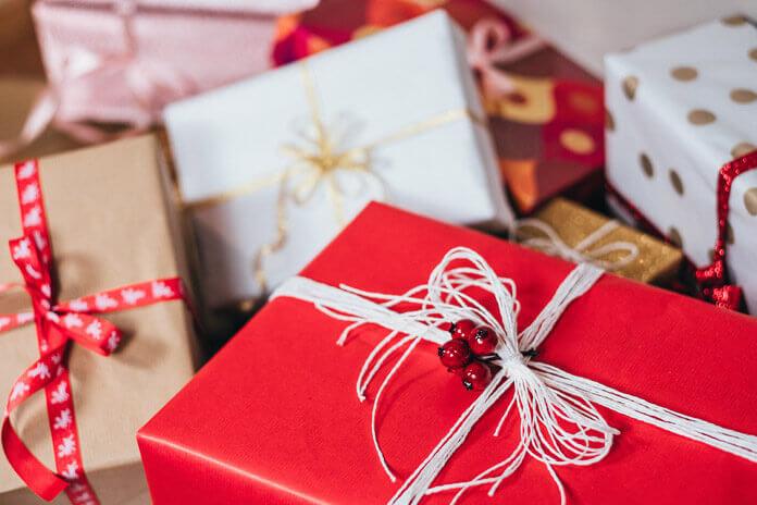 Cadeautjes adventskalender