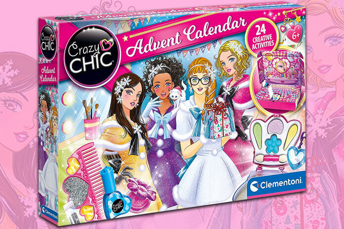 Clementoni Chic Beauty adventskalender