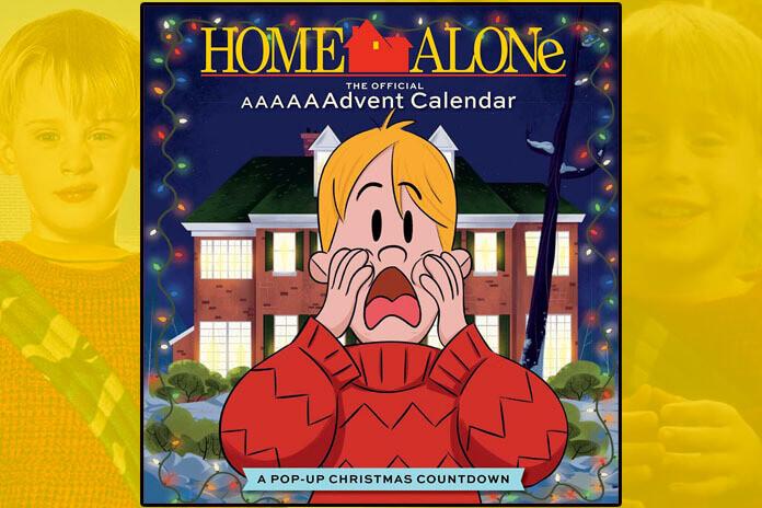 Home Alone adventskalender