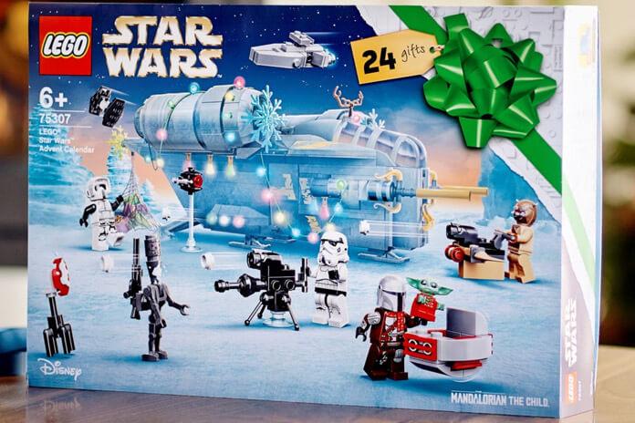 LEGO Star Wars adventskalender 2021