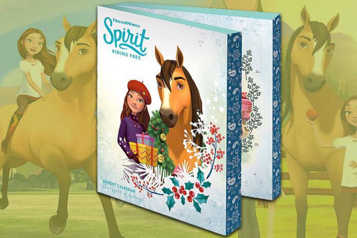 Lucky Spirit adventskalender 2021
