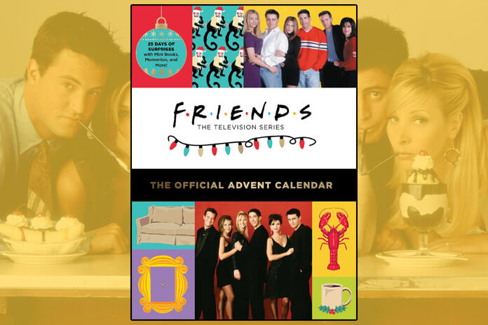 Officiële Friends adventskalender 2021
