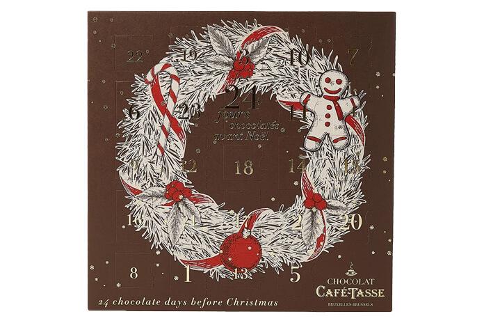 Café-Tasse adventskalender