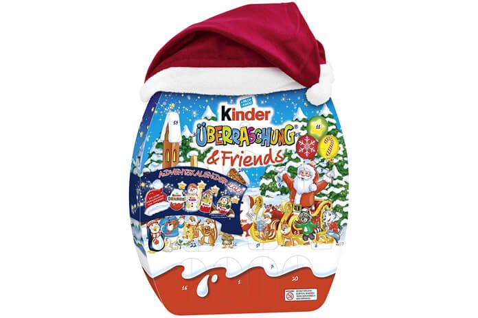Kinder & Friends adventskalender 2021