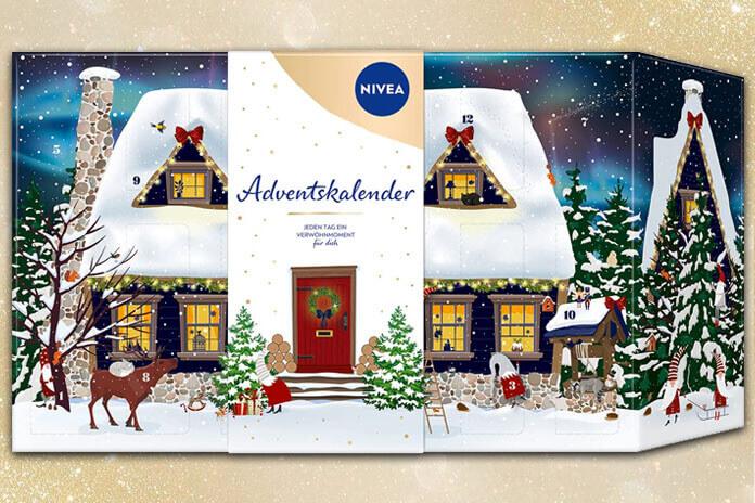 NIVEA adventskalender 2021