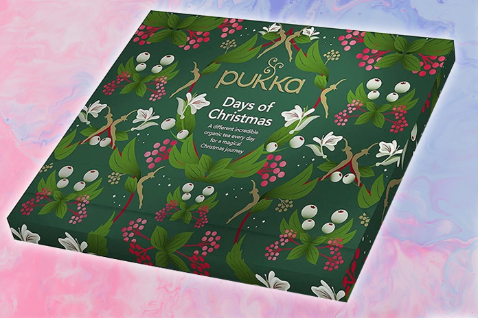 Pukka thee adventskalender 2021