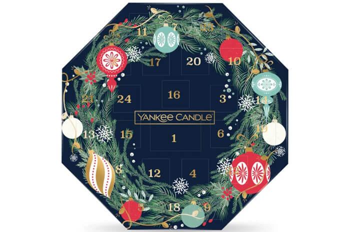 Yankee Candle Wreath adventskalender 2021