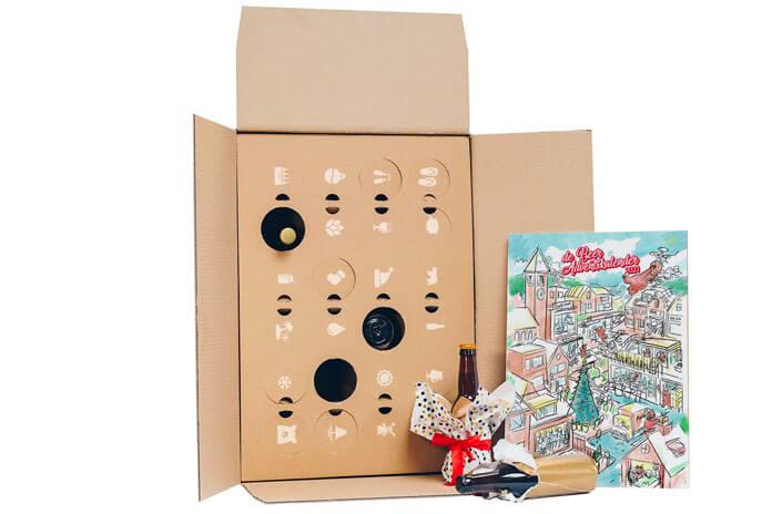 Beer in a Box Discover subtiel adventskalender