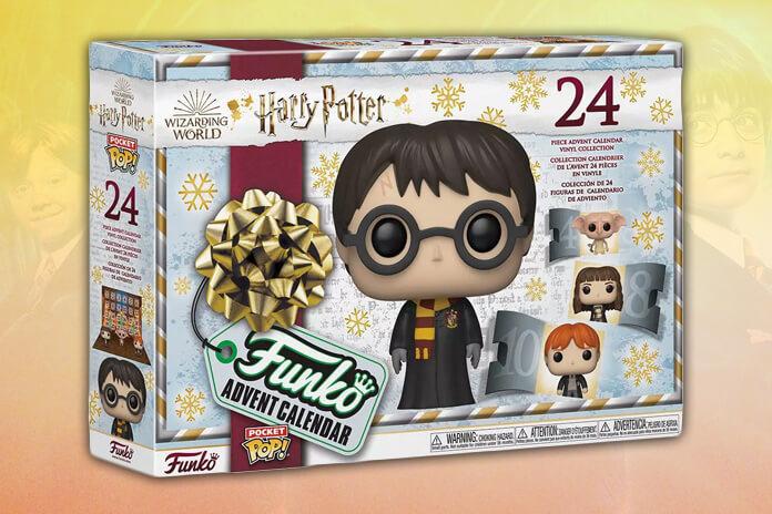Harry Potter Funko Pop adventskalender 2021