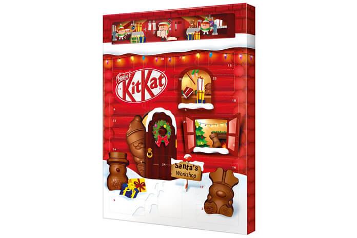 KitKat adventskalender 2021