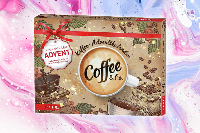Koffie adventskalender 2021