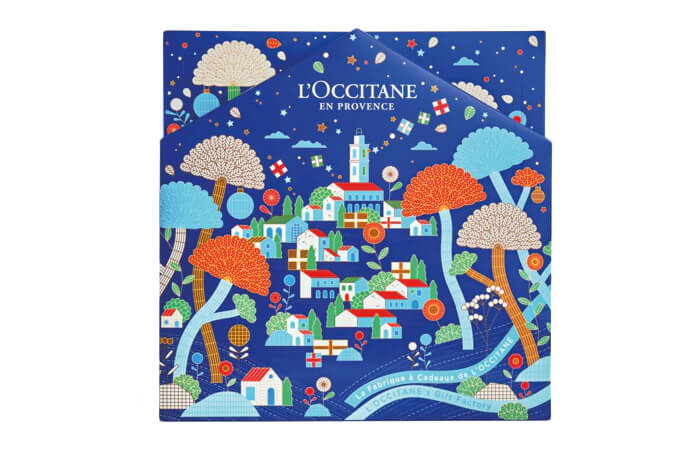 L'Occitane Geschenkfabriek adventskalender 2021