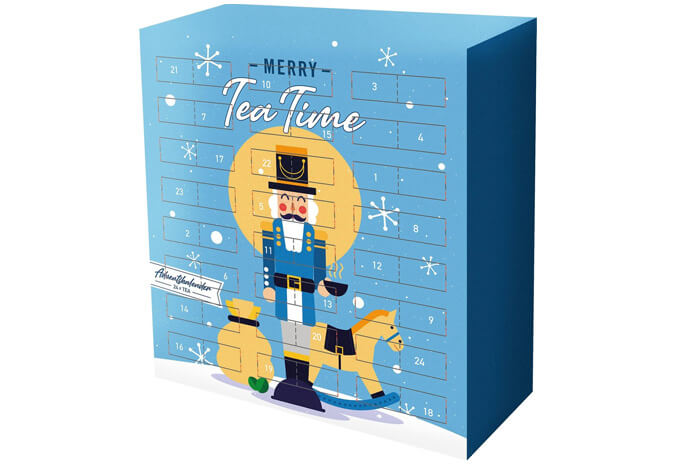 Merry to Tea Time adventskalender