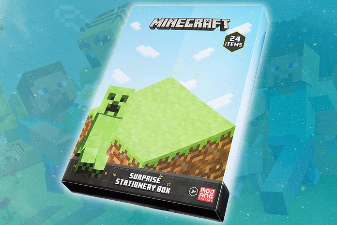 Minecraft adventskalender 2021