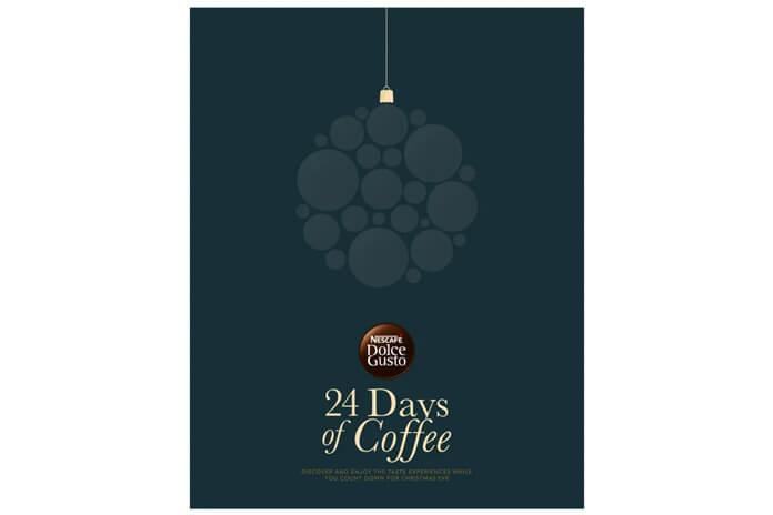 Nescafé Dolce Gusto Koffie adventskalender 2021