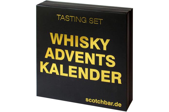 Scotchbar Whisky adventskalender 2021