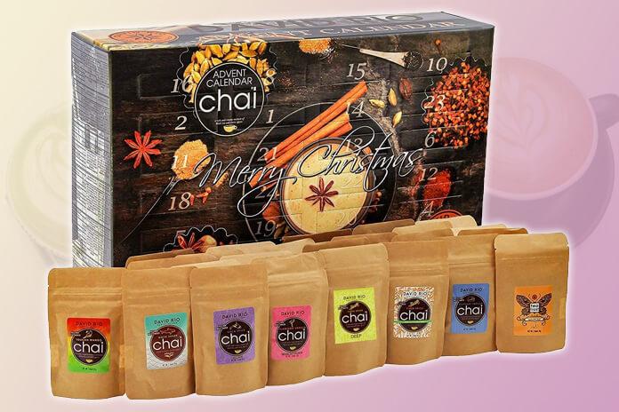 Chai Latte adventskalender 2021