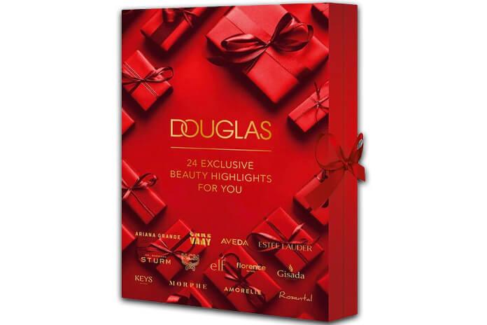 Douglas Luxury adventskalender 2021