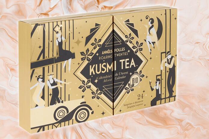 Kusmi thee adventskalender 2021