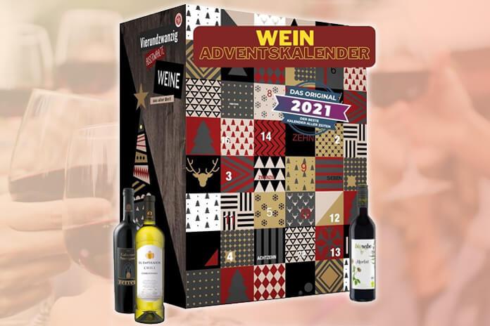 wijn adventskalender 2021